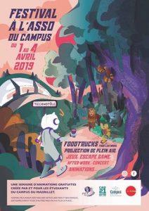 Festival : à l'Asso du Campus @ Rouen Madrillet Innovation